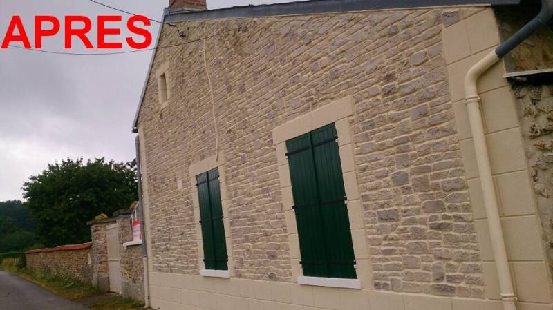 Ravalement de façades et décoration d\'intérieur imitation ...